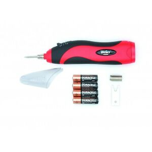2 pack Weller Bp865mp Soldering Iron Battery Powered Kit 6 8w