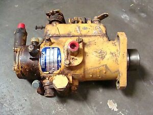 Ford Tractor Diesel Engine Fuel Injection Pump Cav 3238f090 used