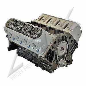 Atk Iron Lm7 383ci Stroker Engine 540hp Ls Engine lm7 Ls1 Ls6 Gen Iii Block