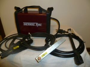 Thermal Arc 95 S Inverter Portable Dc Stick Welder tig Capable