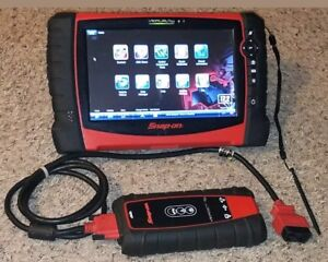 Snap on Verus Pro Scan Tool 17 2 Software Asian Domestic Euro