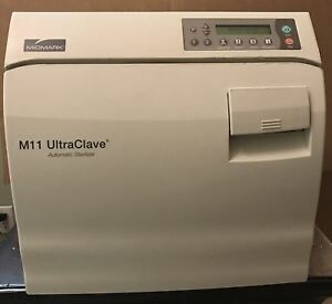 Refurbished Midmark New style M11 Ultraclave Dental Autoclave Sterilizer M11 022