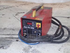 Nelson Gas Arc 800 Portable Welder 800 Amp 01181970003