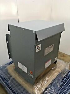New Hammond Power Sg3a0030db0c Hps Sentinel G 3ph 30kva Distribution Transformer