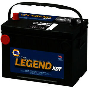 Battery diesel Napa batteries Regular bat 75xdt800