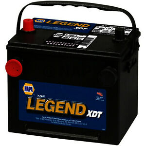 Battery 4wd Napa batteries Regular bat 75xdt