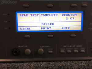 Audio Analyzer Audio Precision Ats 1