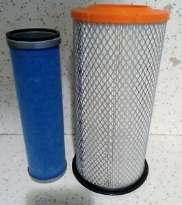 Ford Tractor Inner Outer Air Filter Set 2000 3000 2600 3600 3900 4000 4600 230