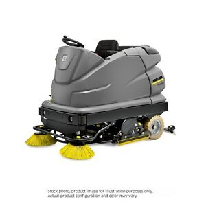 Karcher B 250 R Bp R100 Head Ride On Floor Scrubber Refurbished 0 300 164 0