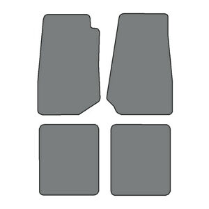 2007 2014 Jeep Wrangler 4 Pc Sets Custom fit Carpet Floor Mats choice Of Color
