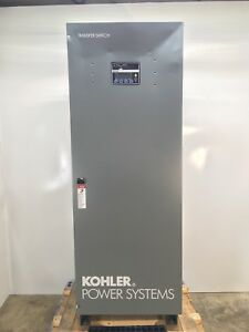 New Kohler Power System Kcp afna 0400s Automatic Transfer Switch 400a Mpac 1200