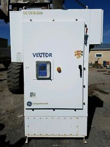GE Vector VII 7 Variable Speed Drive VSD 344kVA 340HP 480V 3 Phase NEMA 4