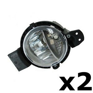 Mini 2011 2014 Fog Light Front Left And Right 2 Automotive Lighting Oem