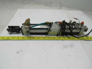 Phd Tdk 1 3 8 X 2 m Pneumatic Cylinder 2 Stage 1 3 8 Bore X 2 Stroke