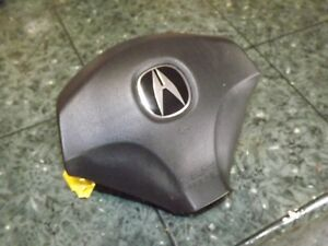 04 06 Oem Us Acura Rsx Srs Assembly Driver Steering Wheel Black Assembly Virgin