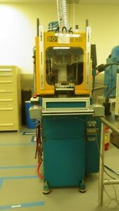 22 Ton Boy Mvh Vertical Injection Molder