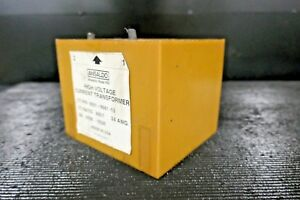 Ansaldo High Voltage Current Transformer 0001 9941 13 Ratio 400 1