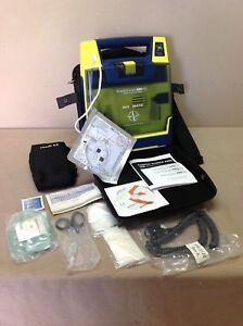 Cardiac Science Powerheart G3 Aed Automatic W Battery Pads Cd