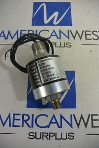 Setra C206 Pressure Transmitter New No Box