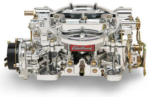 Edelbrock 14064 New Carburetor