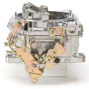 Edelbrock 1411 New Carburetor