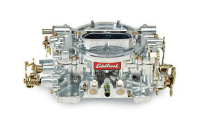 Edelbrock 1405 New Carburetor