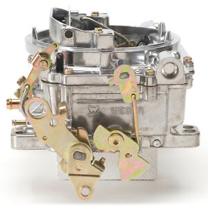 Edelbrock 1407 New Carburetor