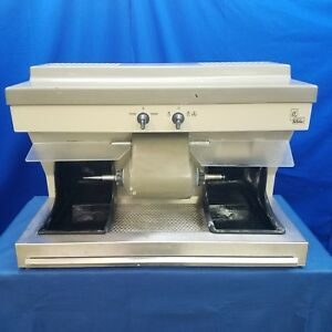 Kavo Ewl Bench Top Dust Collector Dental Lab Polishing Lathe System