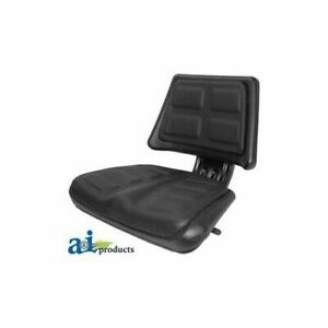 Black Trapezoid Back Universal Seat Slide Tracts And Mounting Brackets
