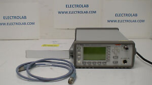 Agilent E4416a 1 Ch Peak And Average Power Meter