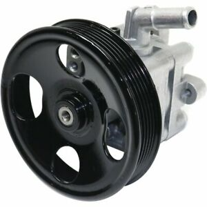 New Power Steering Pump W Pulley Coupe For Nissan Altima 2007 2013