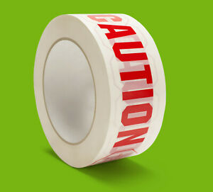180 Rolls Safety Caution Warning Safety Tapes 2 X 110 Yards 2 Mil