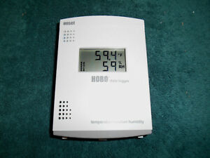 Onset H14 001 Hobo Lcd Data Logger Temperature And Rh Tested