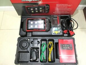 Snapon Modis Ultra Diagnostic Scanner With 2 Channallab Scope Kit Like New