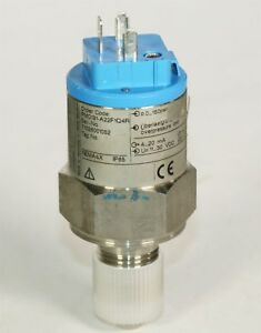 Used Endress hauser Pmc131 a22f1q4r Pressure Transducer Cerabar T K10