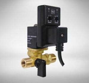 Electronic Automatic Tank Drain For Air Compressors