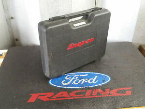 Snap On Cts561 Case For Cordless Screwdriver Case And Manual Only