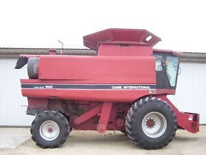 Case Ih 1660 Combine International