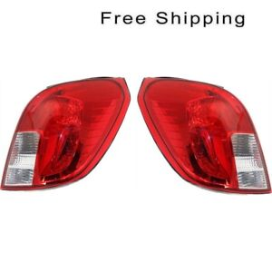 Tail Lamp Assembly Set Of 2 Driver Passenger Side Fits Chevrolet Captiva Sport