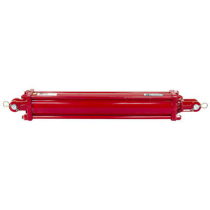 4x24x2 Double Acting Hydraulic Cylinder Grizzly 055435 9 12283 424