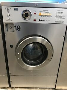Primus 25lb Washer Three Phase coin Op Commerical Laundry Laundromat