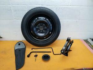 1993 97 95 Toyota Corolla Spare Tire And Wheel T 135 70d 15 jack Kit H down