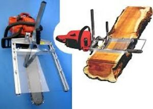 Chain Saw Mill Portable Lumber From 1in To 13in Up To 18 Wide Model G777