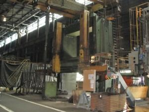 169 5 Morando Ks 42 50 Vertical Boring Mill