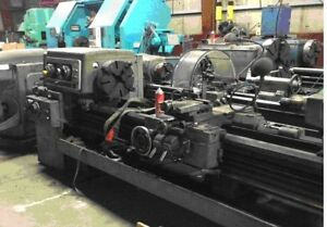 20 1 2 X 126 Lodge Shipley Engine Lathe Model 2013 New 1960