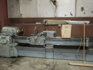 12 X 102 Monarch Engine Lathe