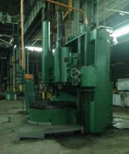 Bullard Vertical Boring Mill Model Cutmaster 75