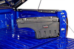 Undercover Passenger Right Side Swing Case Toolbox For 1997 2014 Ford F150