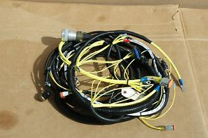 Engine Wiring Harness At422t Grove Crane Rough Terrian Pn 6512002759