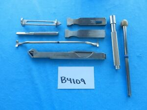Zimmer Smith Nephew Surgical Orthopedic Instruments Lot Of 8